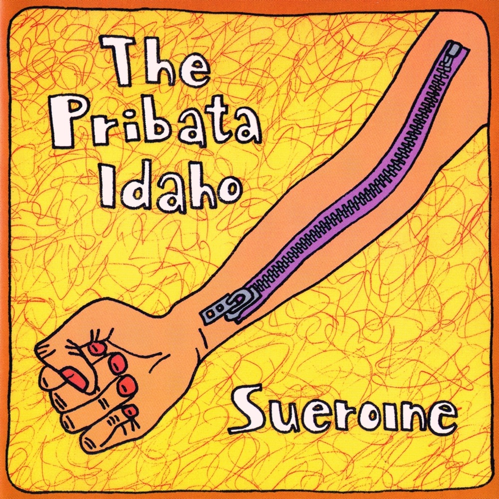 The Pribata Idaho - Sueroine